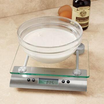 Salter Aquatronic Glass Scale