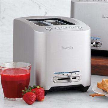 Breville Die-Cast Toaster, 2-Slice