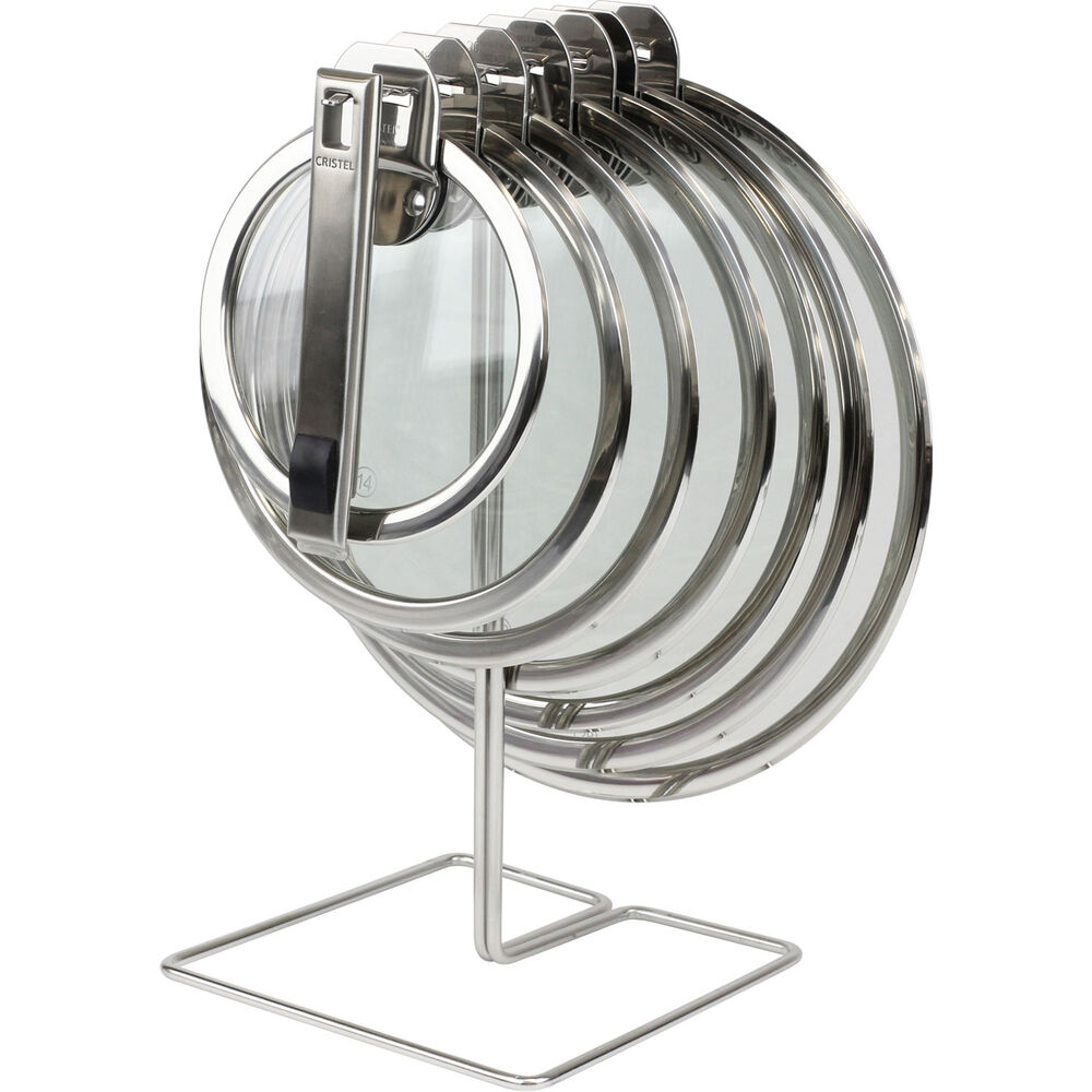 Cristel Strate Lid Holder Stand