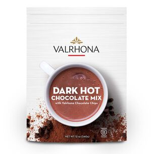 Valrhona Dark Hot Chocolate Mix