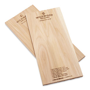Cedar Grilling Planks, Set of 2