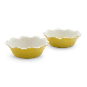 Emile Henry Mini Pie Dishes, Set of 2