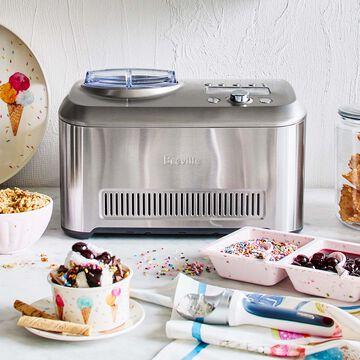 Breville Smart Scoop Ice Cream Compressor