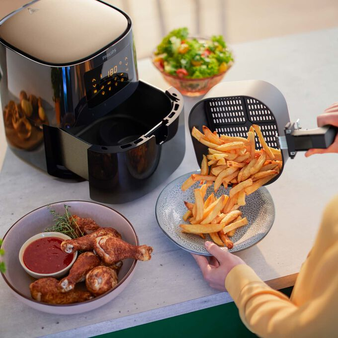 Philips Essential Air Fryer, 4.3 qt.