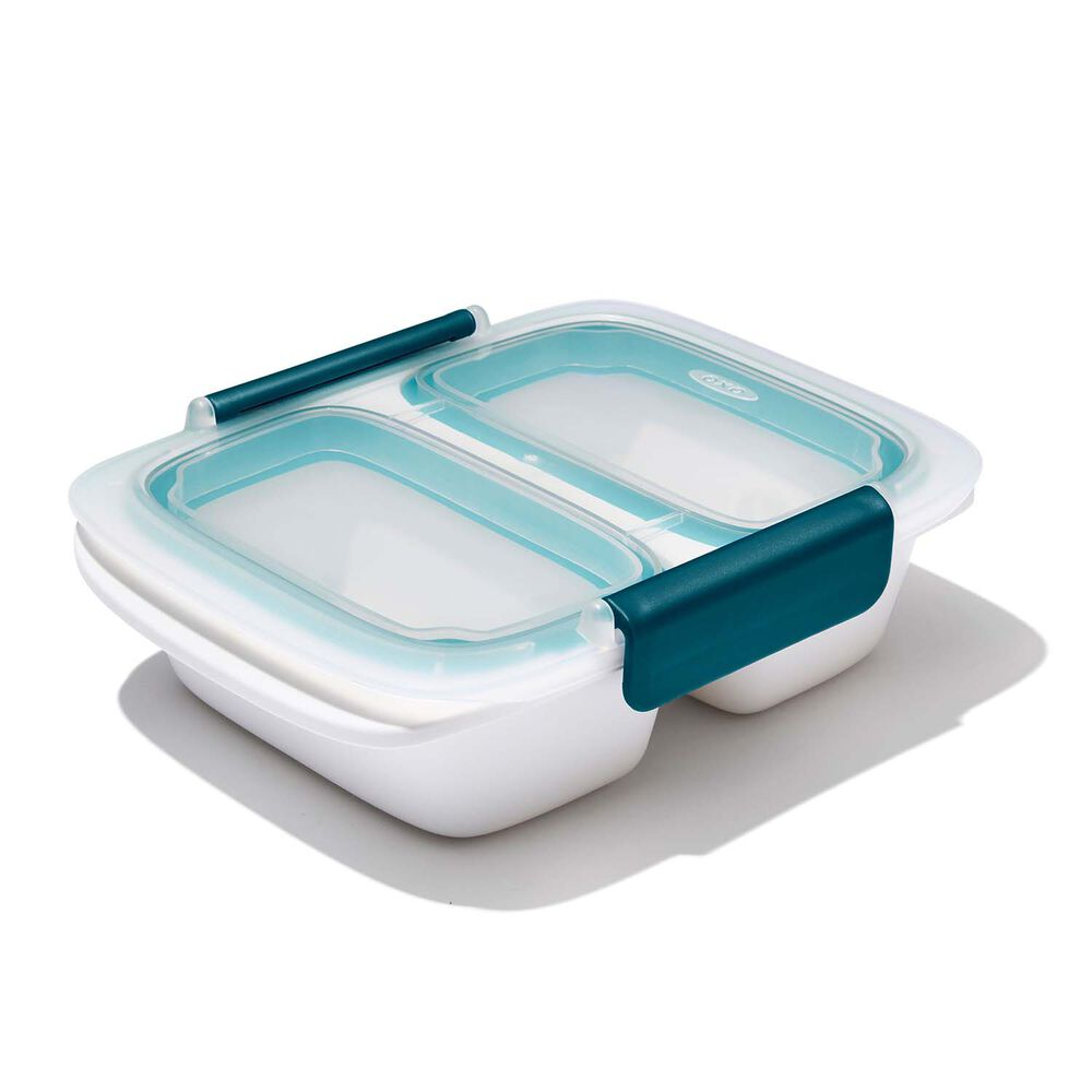 OXO Good Grips Prep and Go Divided Container, 2 Cups