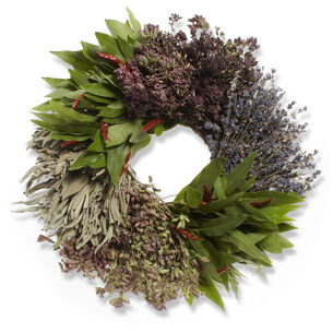 Mixed Herb Wreaths