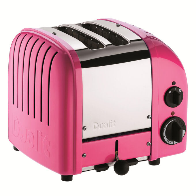Dualit Chilly Pink NewGen 2-Slice Toaster