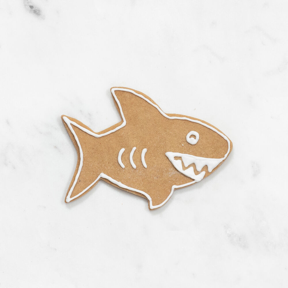 Baby Shark Cookie Cutter, 3.75""