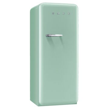 SMEG Single-Door Refrigerator with Freezer Compartment, Right-Hand Hinge