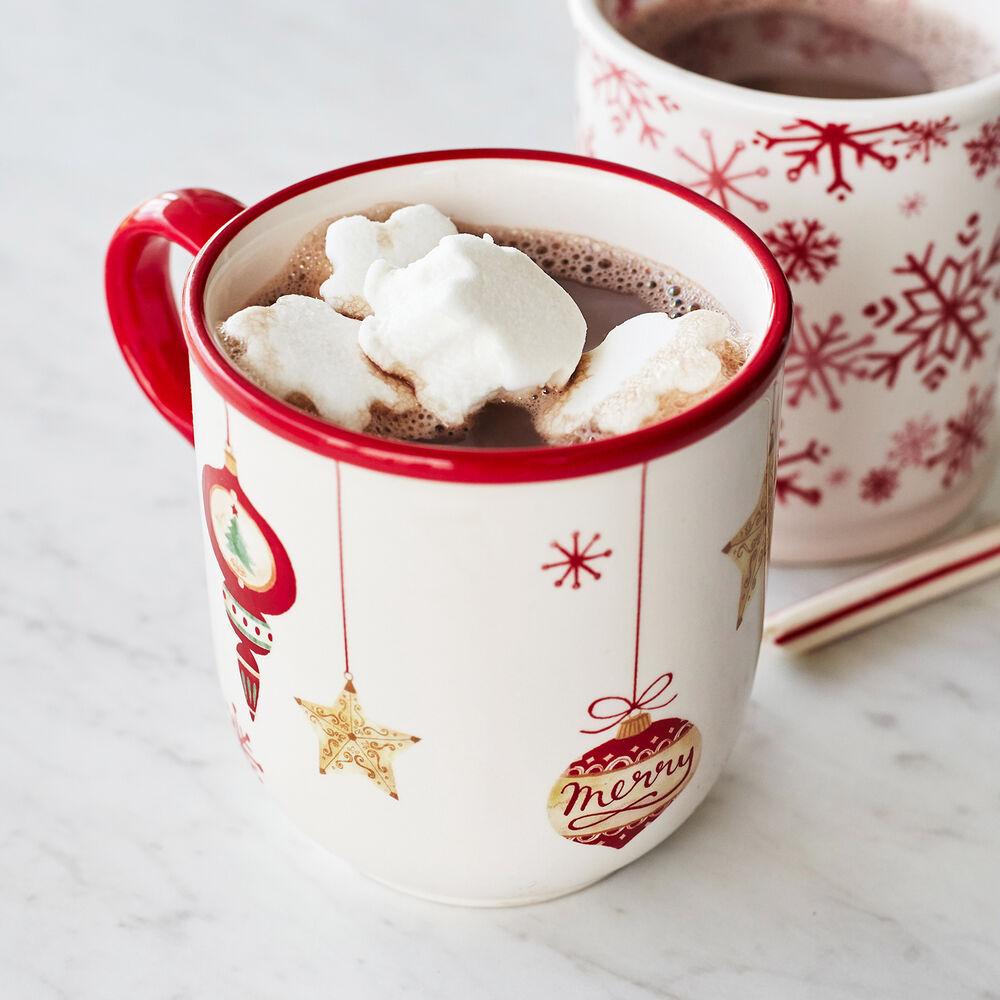Holiday Ornaments Mugs