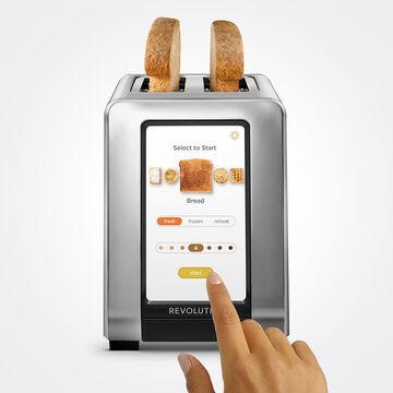 Revolution Cooking 2-Slice High-Speed Smart Toaster