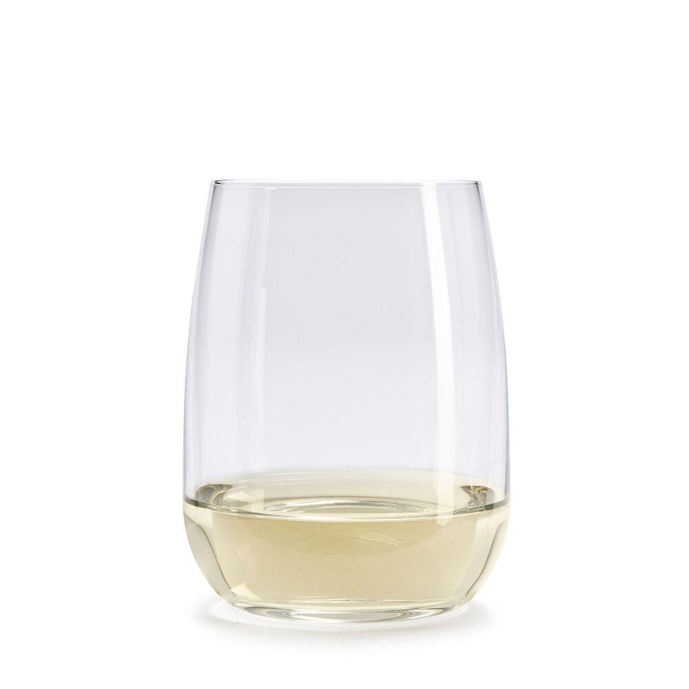 Sur La Table by Bormioli Rocco Stemless Wine Glasses, Set of 6