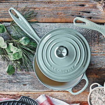 Le Creuset Signature Saucepan, 2.25 qt.