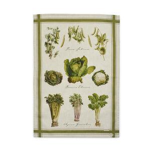 "Assorted Vegetables Kitchen Towel, 28"" x 20"""