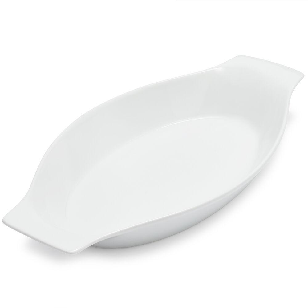 Sur La Table Porcelain Oval Gratin Dish
