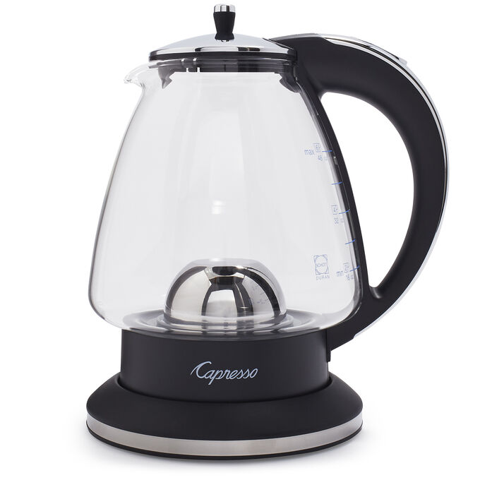 Capresso H2O Glass Kettle