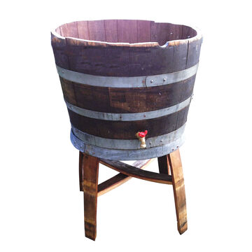 LadyBagsSF Wine Barrel Cooler