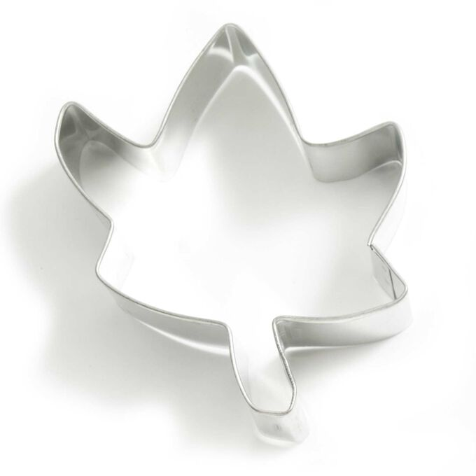 Ivy Leaf Cookie Cutter, 4""