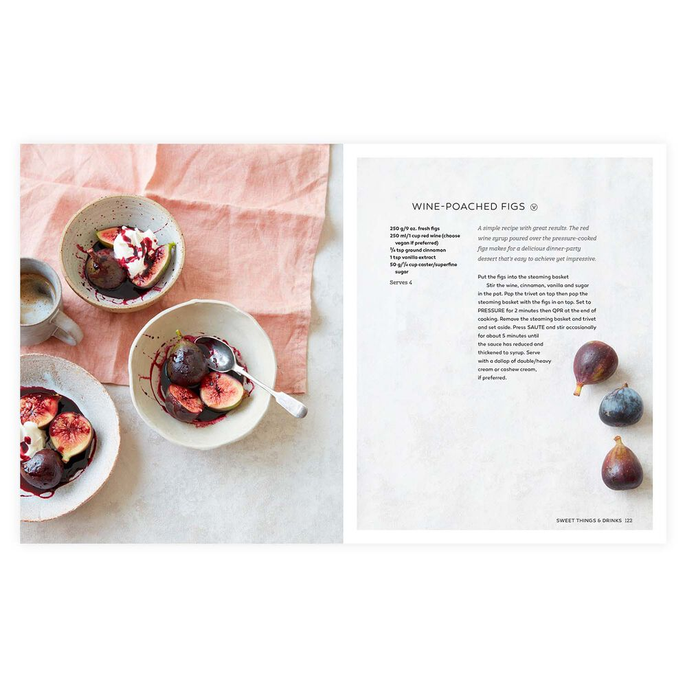 Modern Vegetarian Instant Pot Cookbook