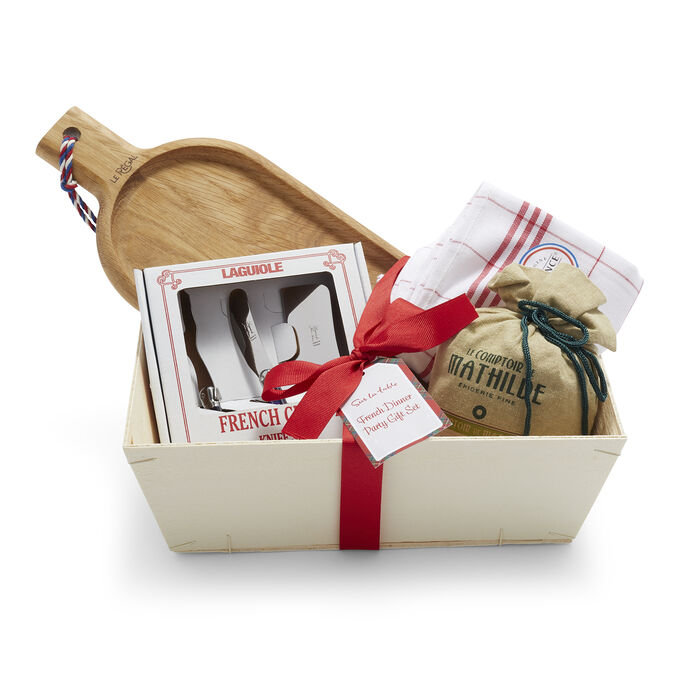 Sur La Table French Dinner Party Gift Set