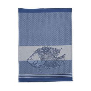 """Jacquard Fish Kitchen Towel, 18.5"""" x 27.5"""""""