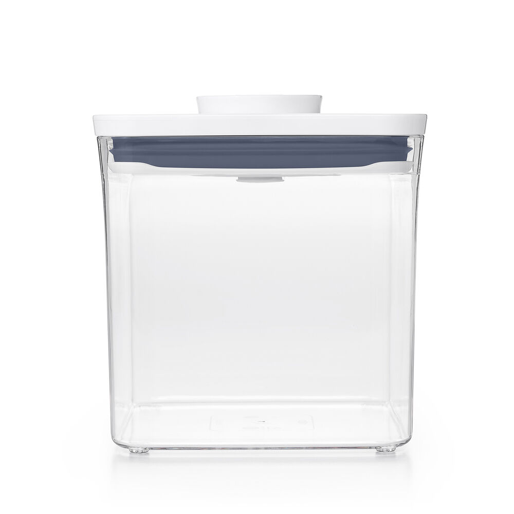 OXO Good Grips New POP Container, Big Square Short, 2.8 qt.