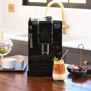 De'Longhi Dinamica TrueBrew Over Ice™ Fully Automatic Coffee and Espresso Machine