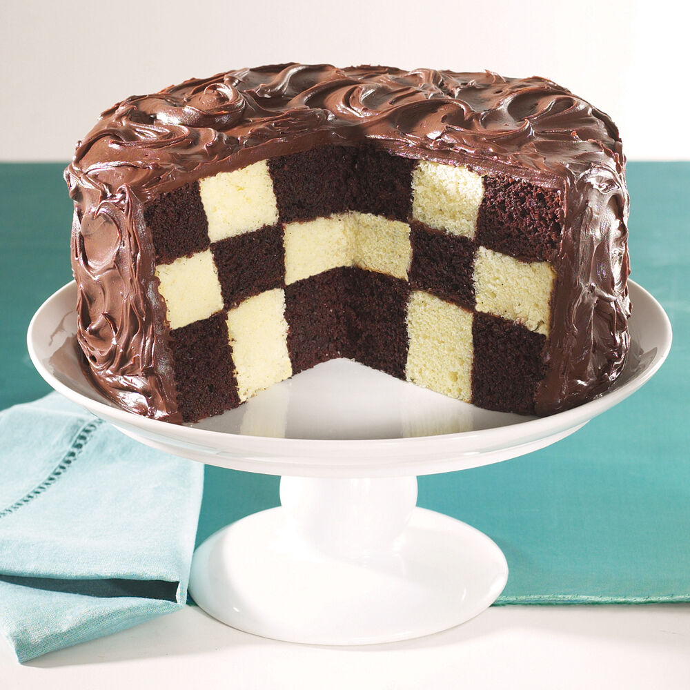 Nordic Ware Checkerboard Cake Ring