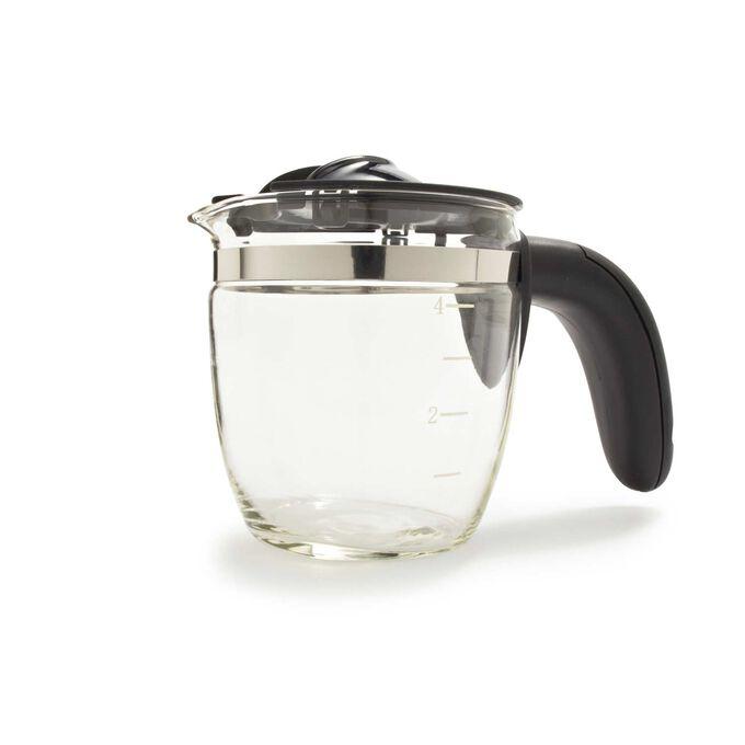 Capresso 4-Cup Espresso Glass Carafe with Lid