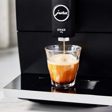 Jura ENA 4 Automatic Espresso Maker, Full Metropolitan Black