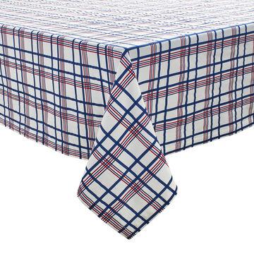 Summerhouse Plaid Tablecloth