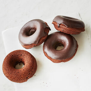 Sur La Table Double Chocolate Doughnuts