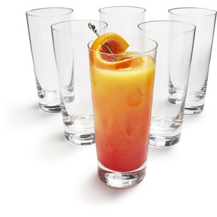 Schott Zwiesel Bar Collection Tall Tumblers, Set of 6