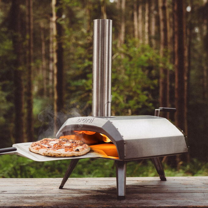 Ooni Karu 12 Wood- & Charcoal-Fired Portable Pizza Oven
