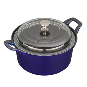 Staub Coquette with Glass Lid, 2.75 qt.