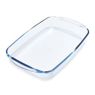 "Ô Cuisine Glass Rectangular Baking Dish, 8.7"" x 14"""