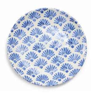 Oceana Fan Dinner Plate