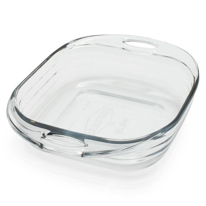 Baked by FireKing Glass Baking Dish, 2 qt.