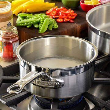 Hestan ProBond Stainless Steel Saucepans