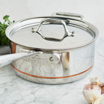 All-Clad Copper Core Saucepan