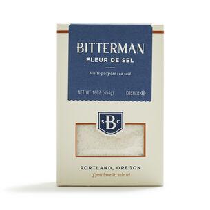 Bitterman Fleur de Sel, 16 oz.
