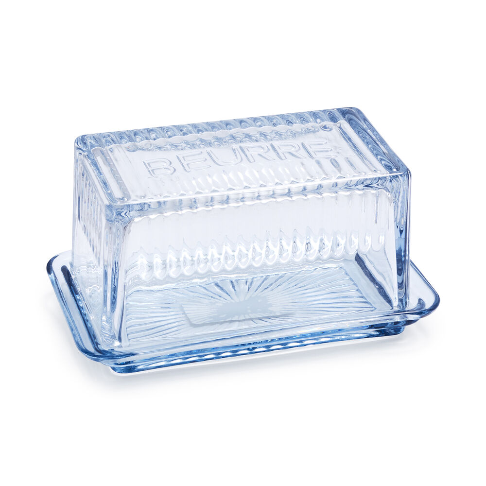 Beurre Glass Butter Dish