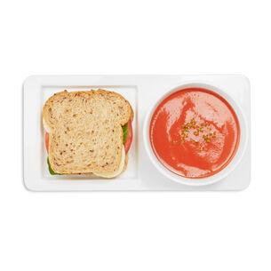 Soup and Sandwich Serving Set