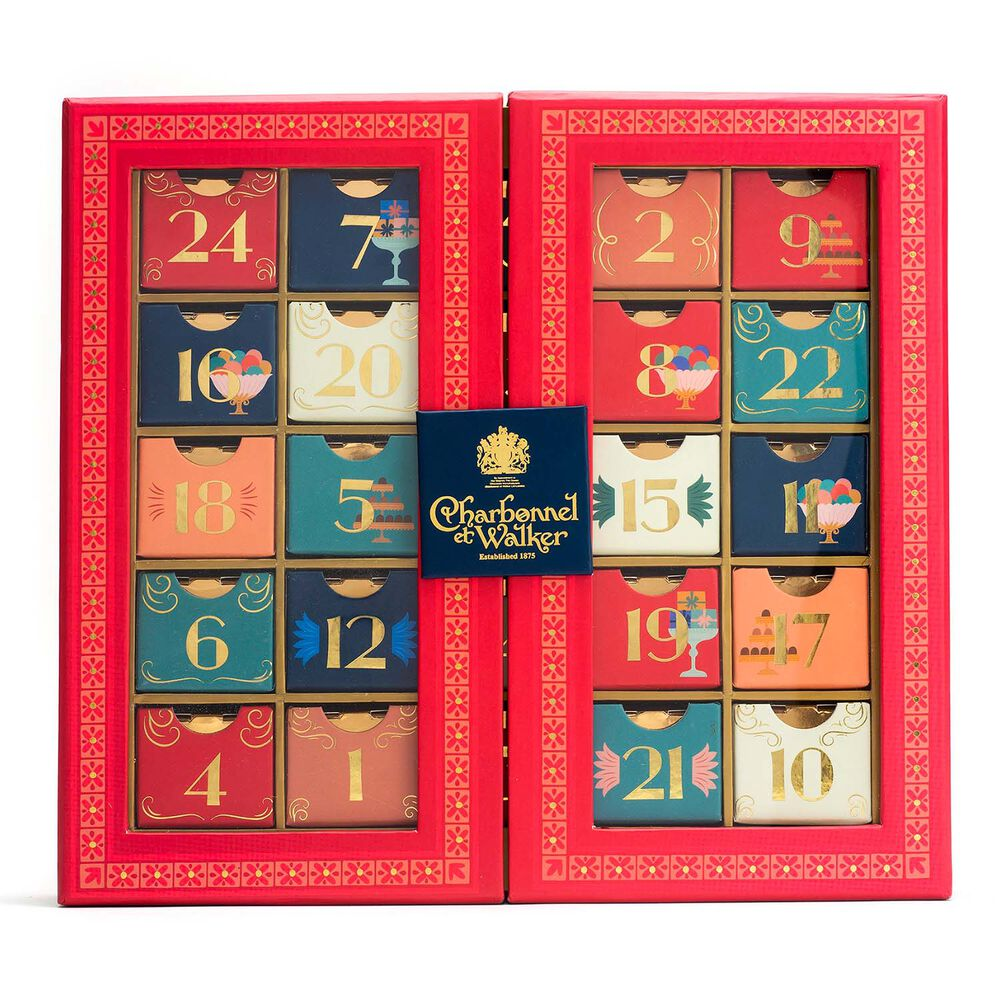 Charbonnel et Walker Chocolate and Truffles Advent Calendar