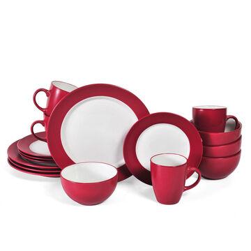 Harmony 16-Piece Dinnerware Set