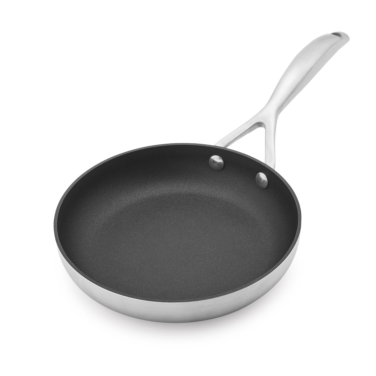 Omelette Flip Skillet Copper Induction Fry Pan Non-Stick Double Side Panini make