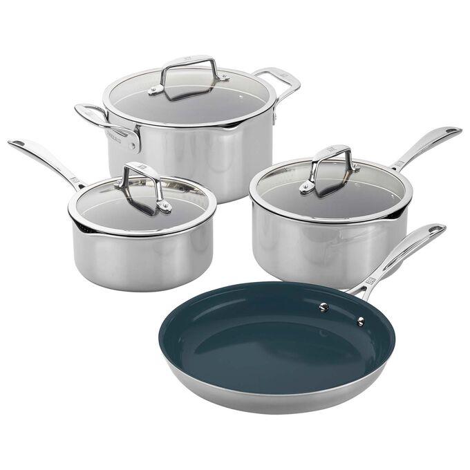 Zwilling Clad CFX 7-Piece Nonstick Cookware Set