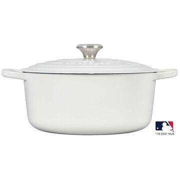 Le Creuset The Limited-Edition MLB™ Signature Series Dodgers Dutch Oven, 7.25 qt.
