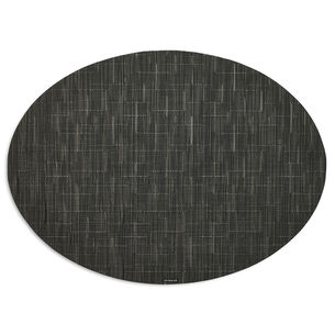 "Chilewich Bamboo Oval Placemat, 19.25"" x 14"""