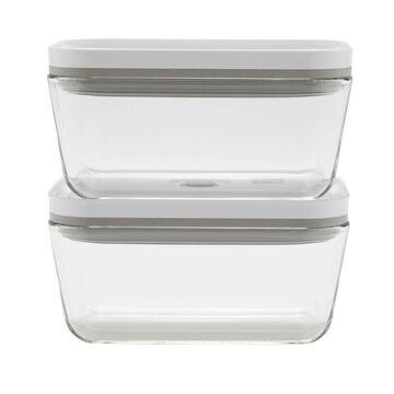 Zwilling Fresh & Save Medium Vacuum Box Set, Set of 2